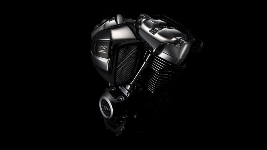 Harley-Davidson unveils new Milwaukee-Eight engine