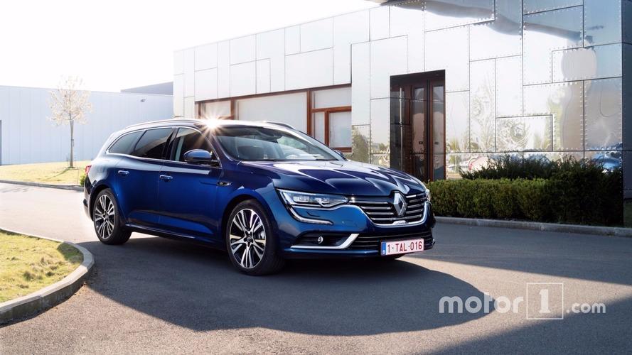 Essai Renault Talisman Estate (2016)