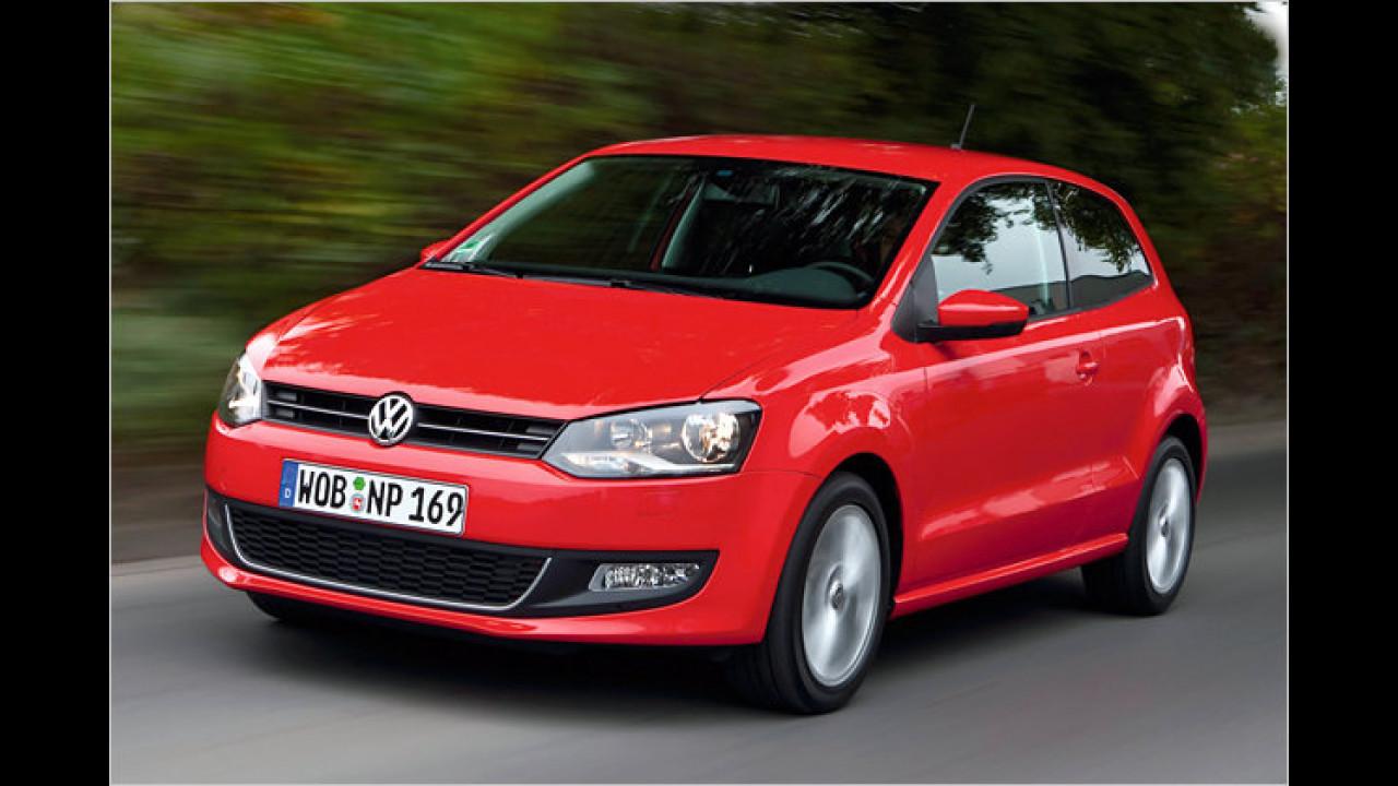 Neuer Spar-Motor bei VW
