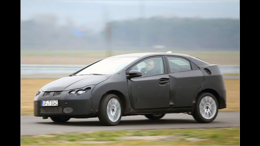 Fahrwerks-Spagat: Der neue Honda Civic