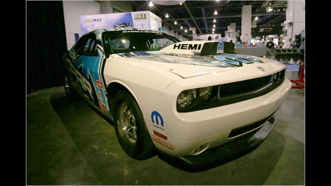 Dodge Challenger Drag Pak Package Car von Mopar
