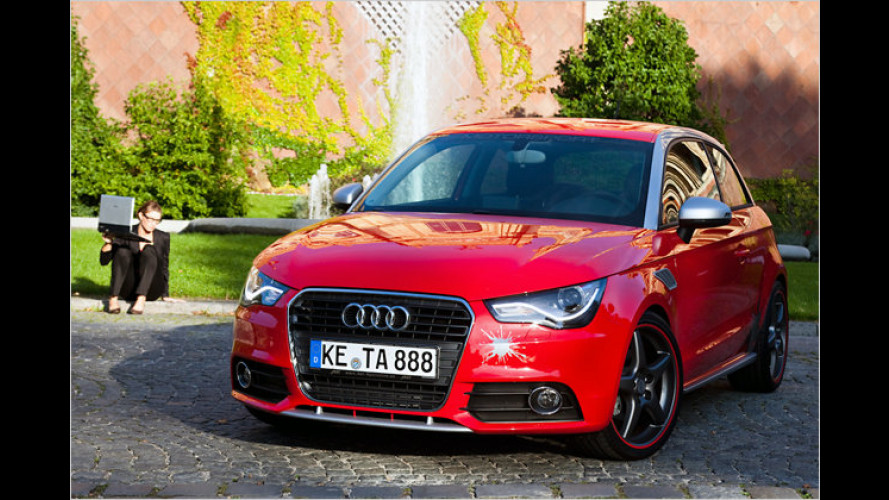 Frecher Power-Zwerg: Abt packt 210 PS in den Audi A1