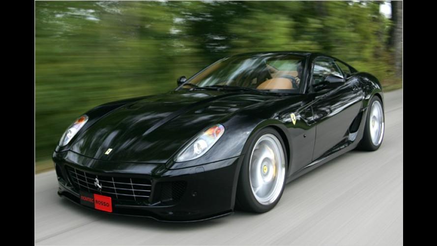 Novitec Rosso: 808 PS für den Ferrari 599 GTB Fiorano