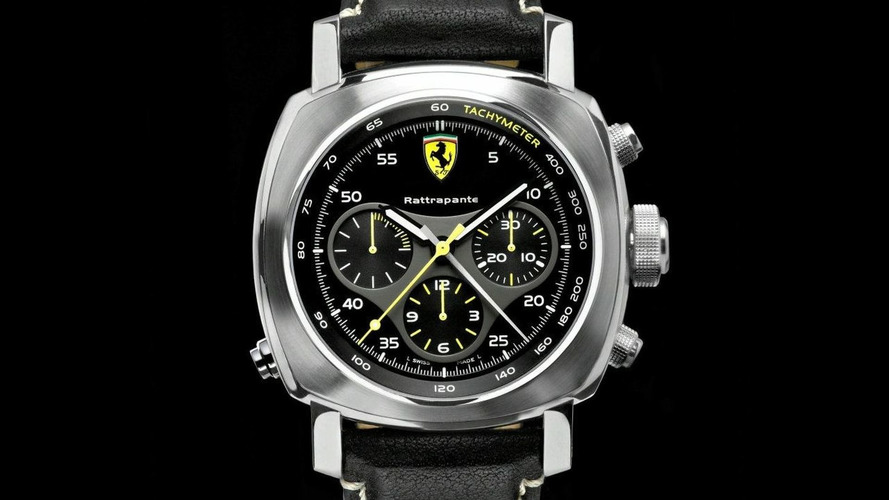 Ferrari Engineered by Officine Panerai 2008 Watch Collection