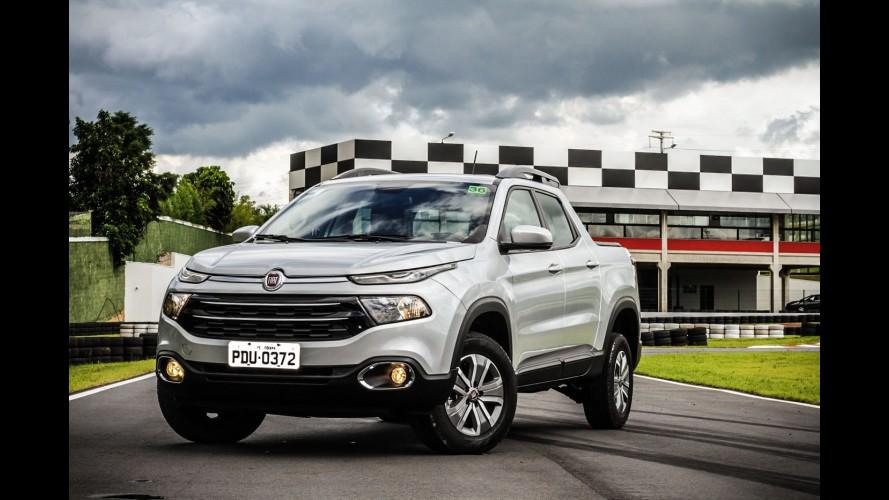 Mais vendidos abril: VW Gol volta ao pódio e Fiat Toro já é segundo entre comerciais