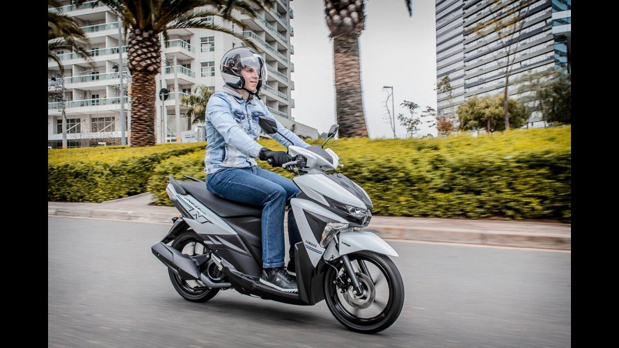 Yamaha traz de volta a Neo, agora com motor 125 e novo design, por R$ 7.990