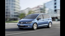 Minivan do Golf, Touran ganha plataforma MQB e novo design
