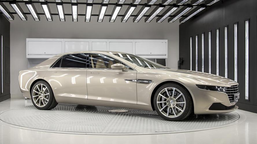 Aston Martin wants to battle Bentley with a range of Lagonda sedans