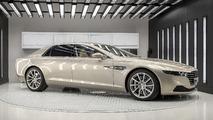 2016 Aston Martin Lagonda Taraf: İlk Sürüş