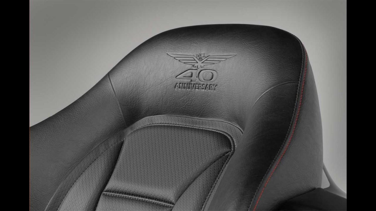 Honda lança GL 1800 Gold Wing 40th Anniversary no Brasil por R$ 99,9 mil