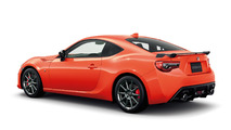 Toyota 86 Solar Orange Limited