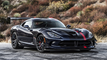 Relive The Dodge Viper's 25-Year History In 309 Photos