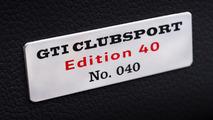 Volkswagen Golf GTI 40 anos