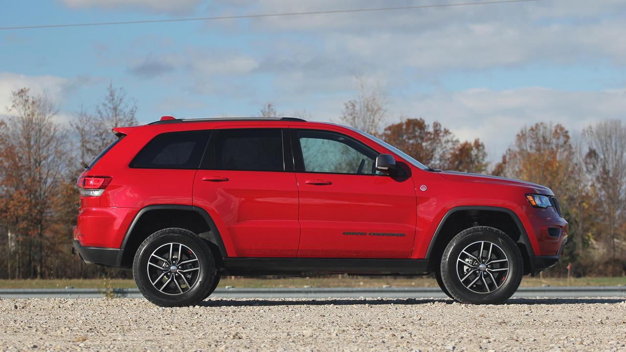 2017 Jeep Grand Cherokee Consumer Reviews Edmunds Autos Post