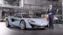 McLaren a produit 10000 voitures
