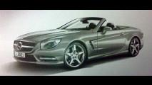 Ecco la nuova Mercedes SL