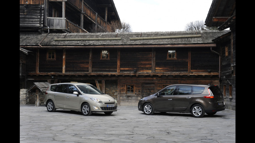 Nuova Renault Scénic