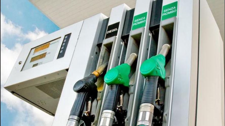 Prezzi benzina, aumenti in vista per ferragosto