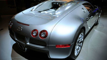 Bugatti Veyron Sang d'Argent special edition