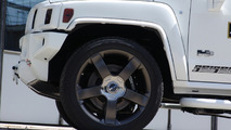 Geiger's Supercharged Hummer H3 V8