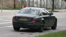Rolls-Royce Ghost Production Version Spied with Less Coverings