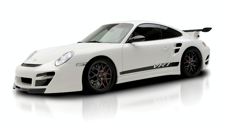 Porsche 997 V-RT Edition Turbo by Vorsteiner