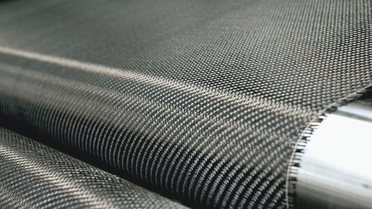 Carbon fiber fabric production, SGL Group - 1595 - 07.04.2010