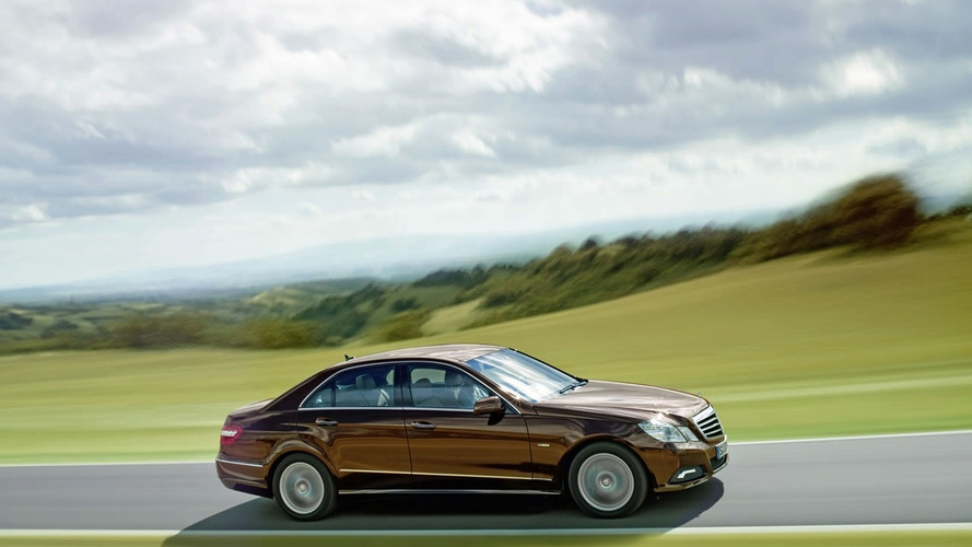 Beauty - New Mercedes E-Class Coupe Commercial