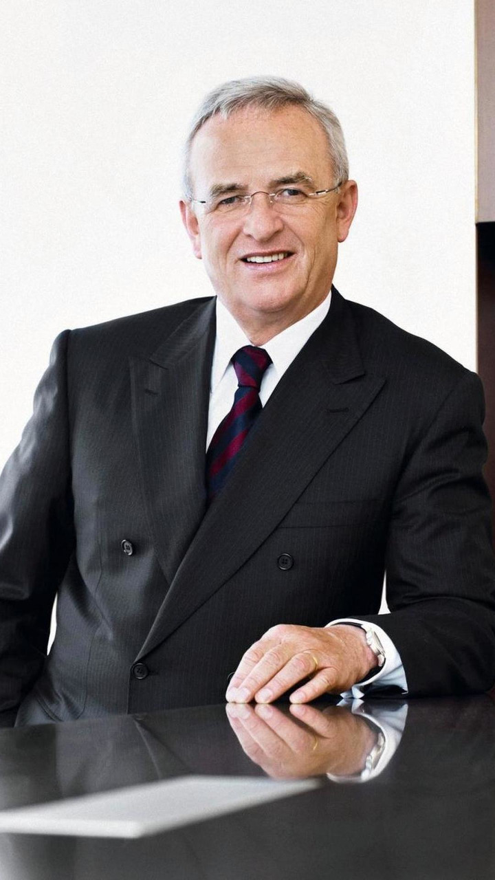 Martin Winterkorn VW CEO 03.01.2011