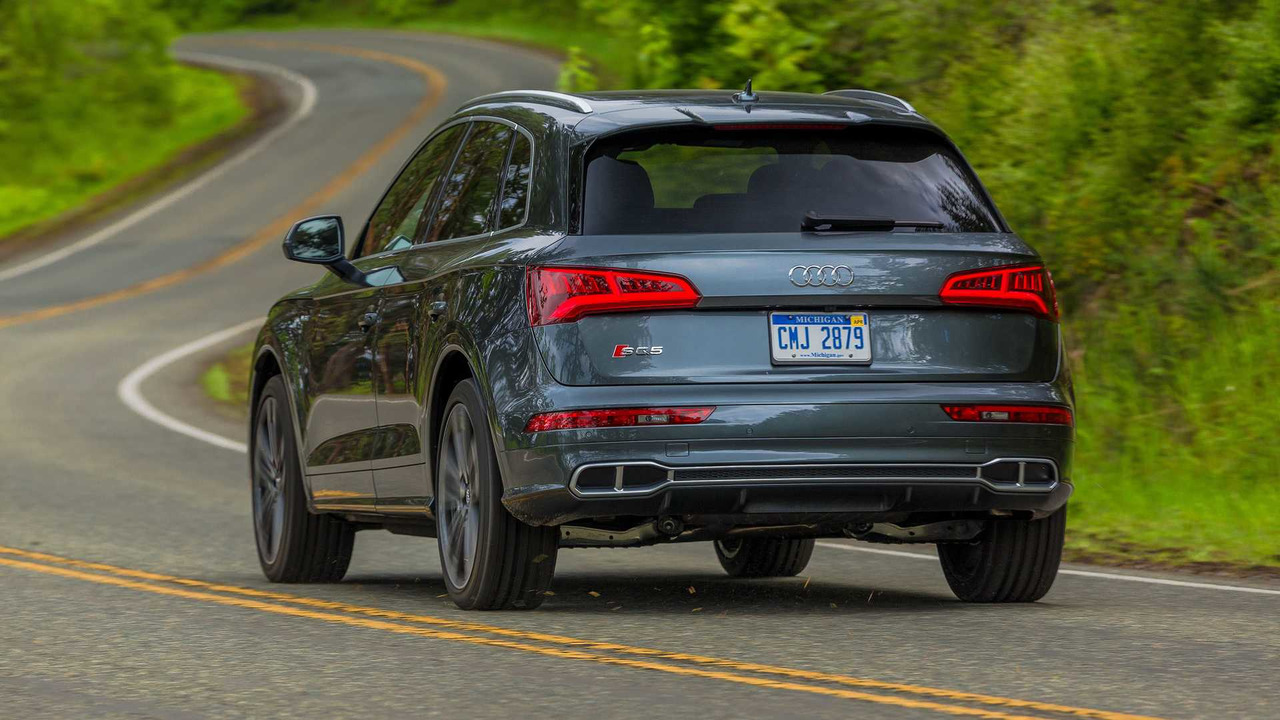 2018 Audi Sq5 First Drive Question The Need To Compromise
