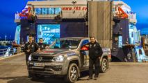 Viaje récord Dakar Moscú