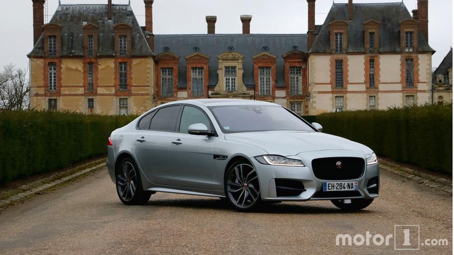 Essai Jaguar XF : V6 3.0 300 ch - Le diesel a encore du bon