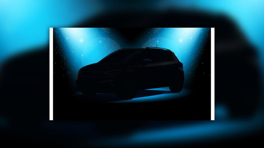 Seat Arona (primo do VW T-Cross) aparece
