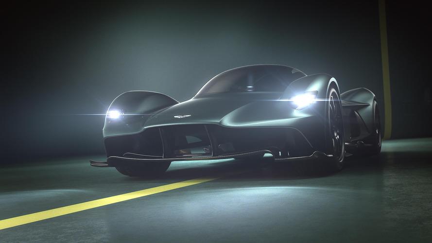 1:1-nél is jobb teljesítmény/súly aránnyal érkezhet meg az Aston Martin Valkyrie
