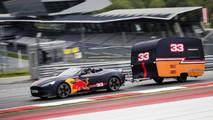 Red Bull Racing Camper yarışı