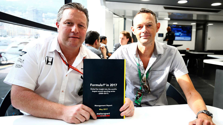 Formula 1 Global Fan Survey Results Revealed At Monaco Grand Prix