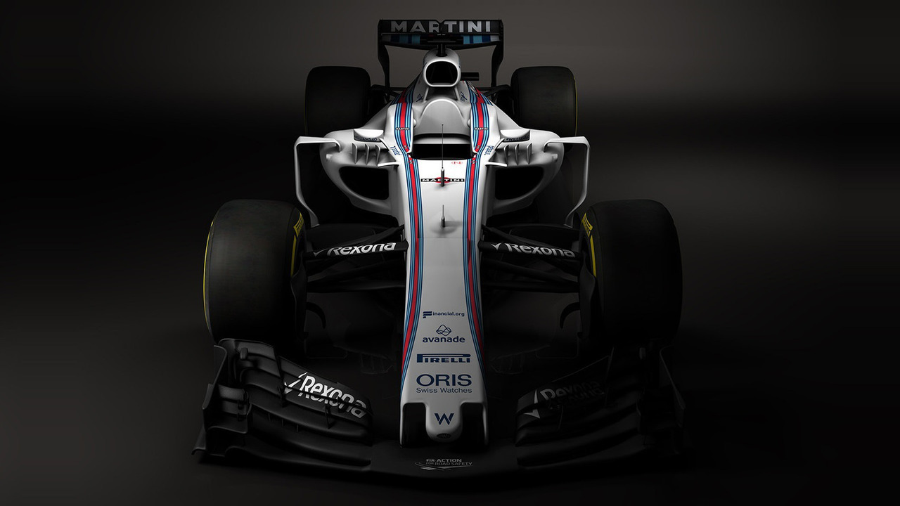 Williams F1 2017 FW40