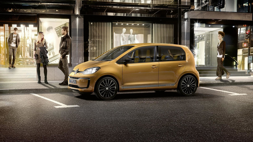 VW up! Special Edition Takes Inspiration From A 1982 Beetle