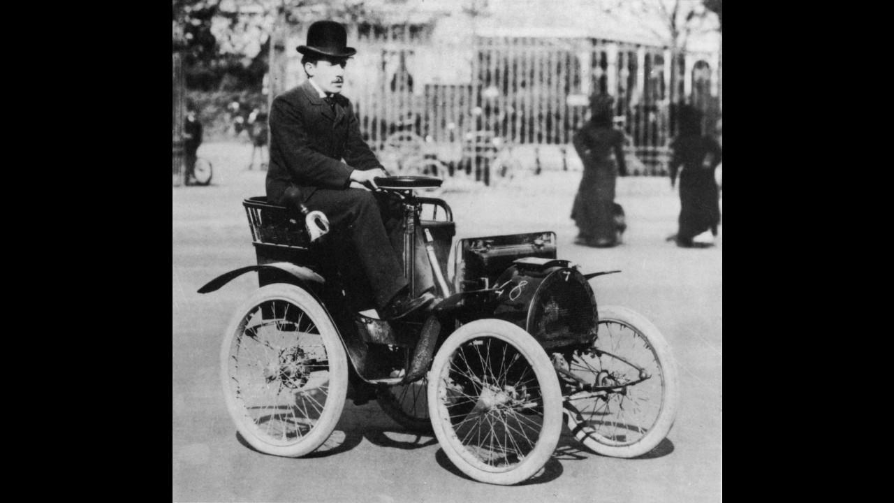 110 anni di successi Renault