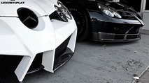 RENNtech and Exotics Boutique SLR, 800, 27.10.2011