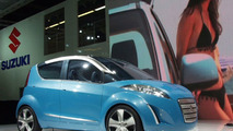 Suzuki Splash Concept Debut At Paris