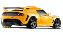 Lotus Exige GT3 Concept Road Vehicle Unleashed