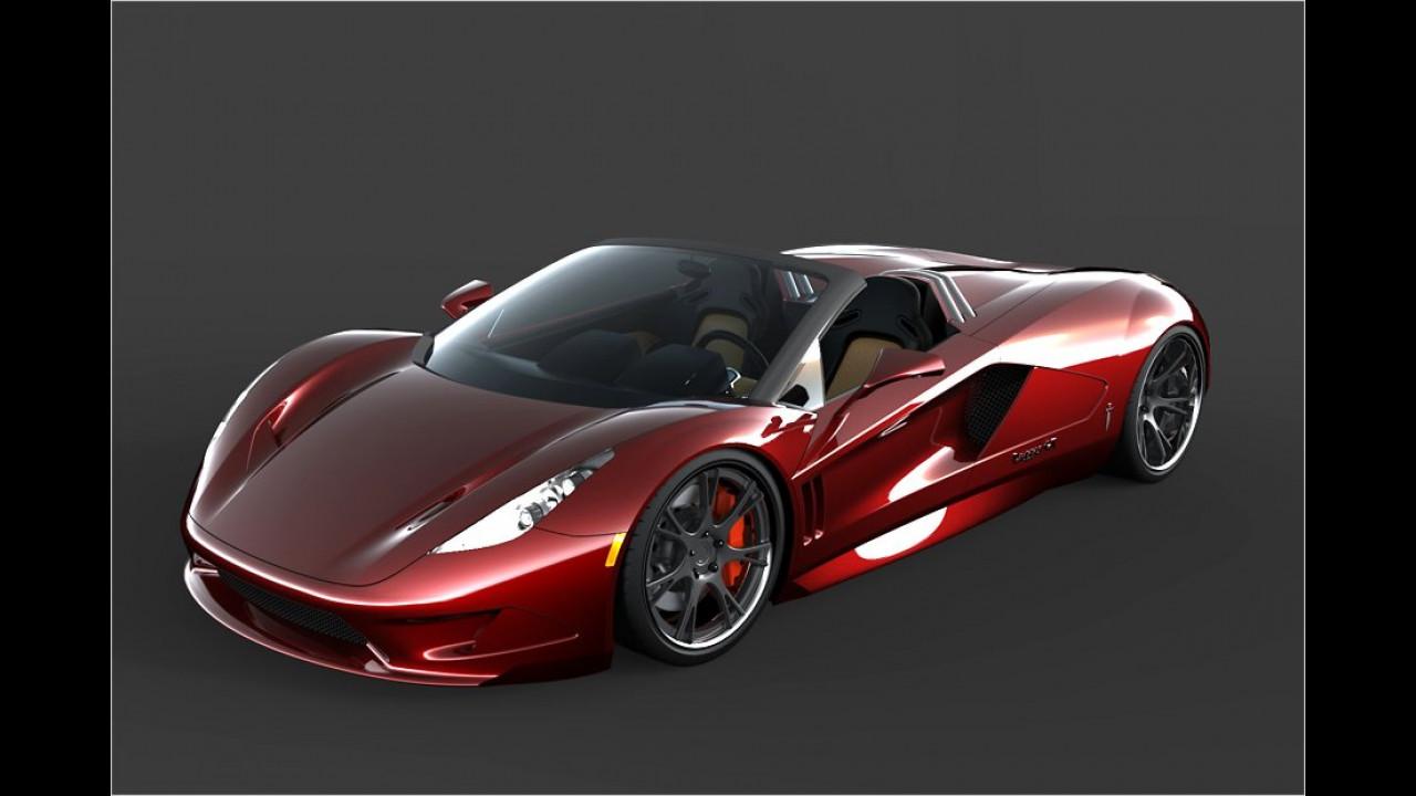 482 km/h: Dagger GT