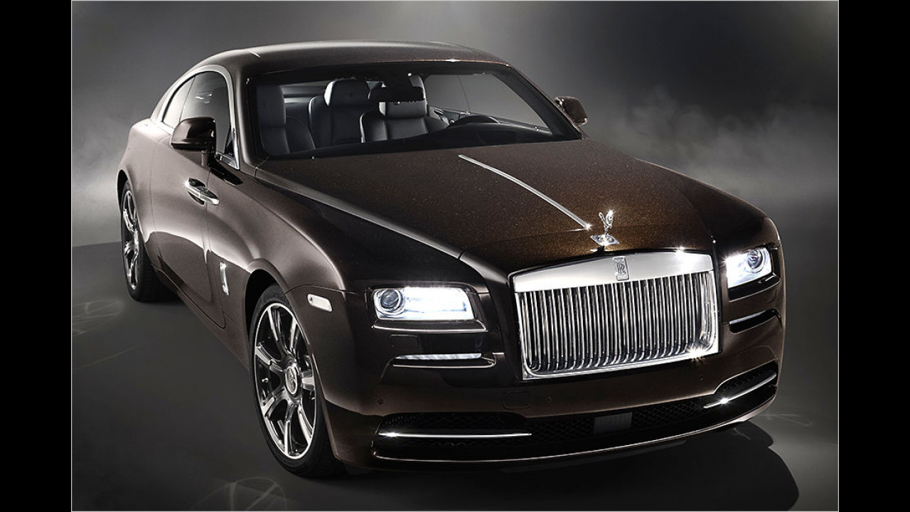 Rolls-Royce Wraith ,Inspired by Music