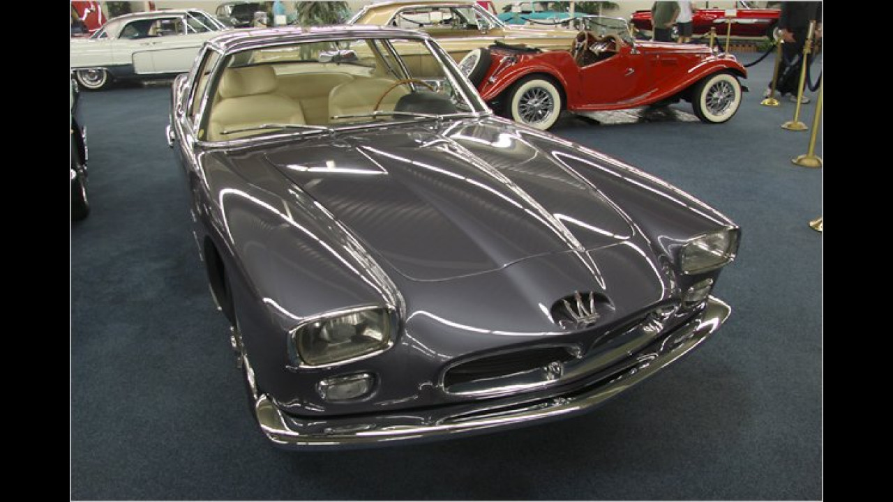 1963 Maserati 5000 GT Frua Coupé