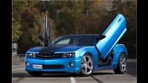 Chevrolet Camaro getunt