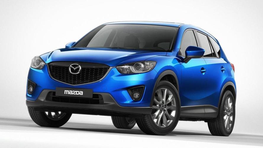 Mazda introduces new CX-5 ahead of Frankfurt debut
