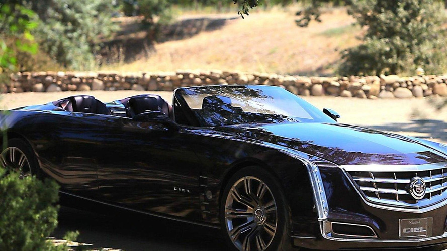 Cadillac Ciel Concept debuts at Pebble Beach [video]