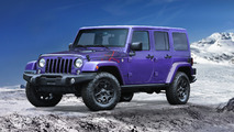 2016 Jeep Wrangler Backcountry