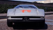 Alfa Romeo dusts off the Caimano concept